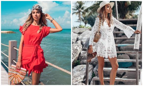6568963031 Ezek lesznek 2018 legtrendibb tavaszi-nyári ruhái! Melyiket vennéd fel? Írd  meg a számot kommentben!